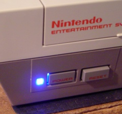 NES Blue LED Replacement